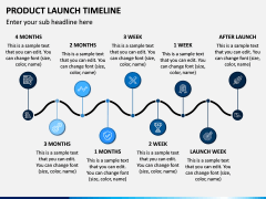 Product Launch Timeline PPT Slide 5