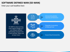 Software Defined WAN PPT Slide 2
