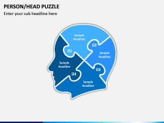 Head Puzzle PPT Slide 7