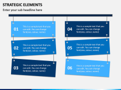 Strategic Elements PPT Slide 10