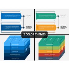 Coso Cube Framework PPT Cover Slide