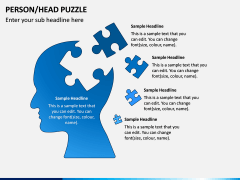 Head Puzzle PPT Slide 6