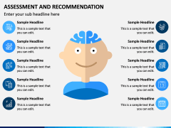 Assessment and Recommendation PPT Slide 5