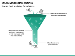 Email Marketing Funnel PPT Slide 8