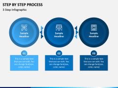 Step By Step Process PPT Slide 2