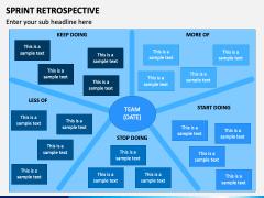 Sprint Retrospective PPT Slide 1