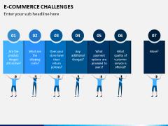 eCommerce Challenges PPT Slide 3