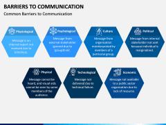 Communication Barriers PPT Slide 6