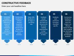 Constructive Feedback PPT Slide 10