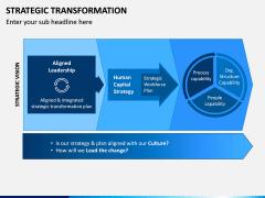 Strategic Transformation PPT Slide 4