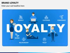 Brand Loyalty PPT Slide 1