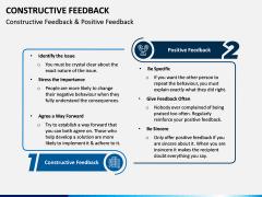 Constructive Feedback PPT Slide 4