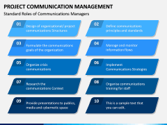 Project Communication Management PPT Slide 7