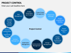 Project Control PPT Slide 3
