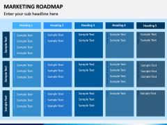 Marketing Roadmap PPT Slide 2