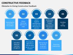 Constructive Feedback PPT Slide 5