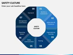 Safety Culture PPT Slide 1