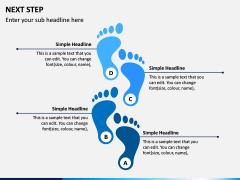 Next Step PPT Slide 6