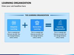 Learning Organization PPT Slide 3