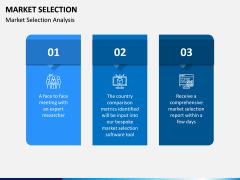 Market Selection PPT Slide 6