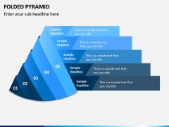 Folded Pyramid PPT Slide 6