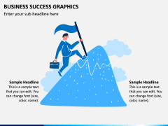 Business Success Graphics PPT Slide 7