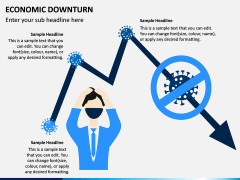 Economic Downturn PPT Slide 4