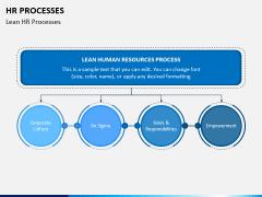 HR Processes PPT Slide 9