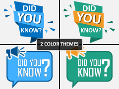 Did You Know PPT Cover Slide