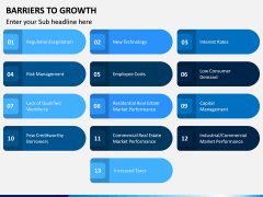 Barriers to Growth PPT Slide 3