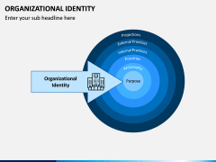 Organizational Identity PPT Slide 1