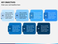 Key Objectives PPT Slide 8