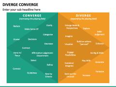 Diverge Converge PPT Slide 3