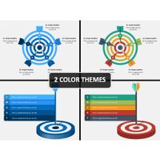 Smart Goals With Dart PPT Cover Slide