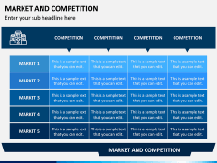 Market and Competition PPT Slide 8