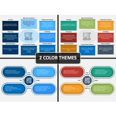 Coaching Framework PPT Cover Slide
