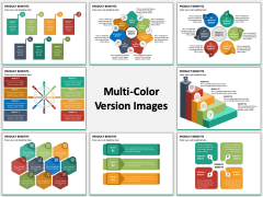 Product Benefits Multicolor Combined