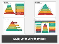CSR Pyramid Multicolor Combined