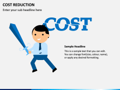 Cost Reduction PPT Slide 4