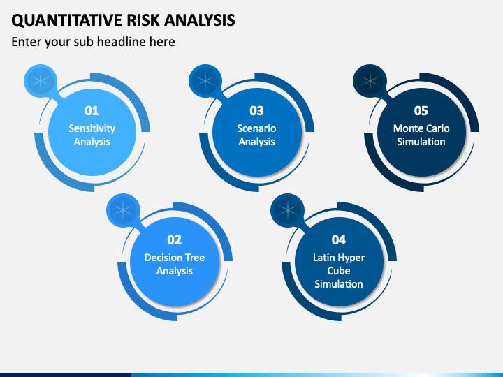 Quantitative Risk Analysis PPT Slide 1