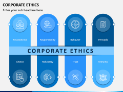 Corporate Ethics PPT slide 2