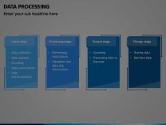 Data Processing Animated Presentation - SketchBubble