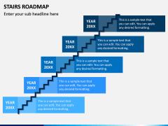 Stairs Roadmap PPT Slide 2