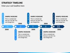 Strategy Timeline PPT Slide 3