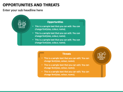 Opportunities and Threats PPT Slide 5