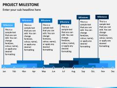 Project Milestone PPT Slide 4