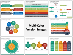 Candidate Engagement Multicolor Combined