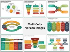 Shopper Decision Journey Multicolor Combined