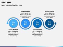 Next Step PPT Slide 9