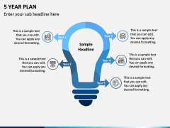 5 Year Plan PPT Slide 7
